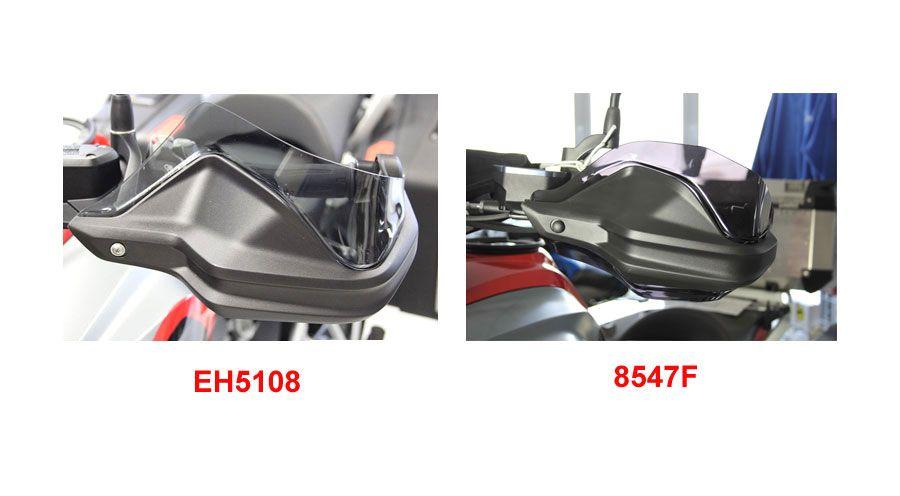 0aee1ad5 Deflector de aire para BMW F800GS Adventure | Accesorios Hornig para BMW