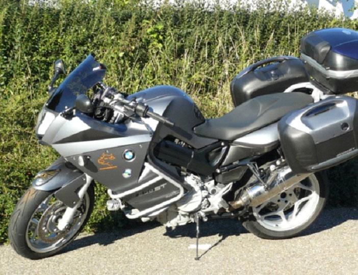 Motocicleta Bmw Imagen Competencia 191 Cu 225 L Es La M 225 S Bella