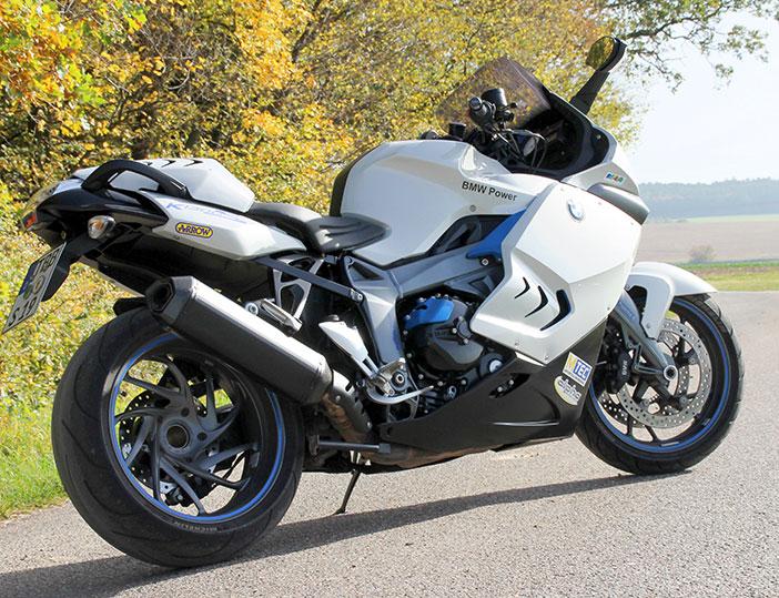 BMW K 1300 S - Motocicleta BMW Imagen Competencia | Accesorios Hornig para BMW | Accesorios ...