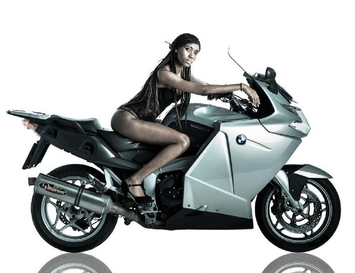 Motocicleta BMW Imagen Competencia ¿Cuál es la más bella ...