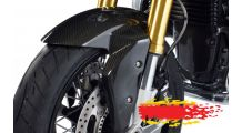 BMW R nine T Guardafangos delantero de carbono