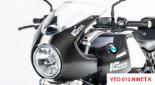 BMW R nine T Carenado delantero