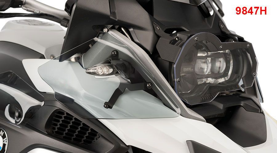 BMW F750GS, F850GS & F850GS Adventure Deflectores superiores