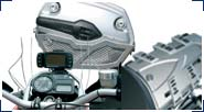 BMW R1200GS, R1200GS Adventure & HP2 Aluminio, Acero inoxidable