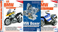 BMW R850GS, R1100GS, R1150GS & Adventure Libros