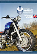 BMW Motorcycle Accessory Catalogue 2015 by Hornig english