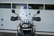 BMW R1200GS Givi Airflow