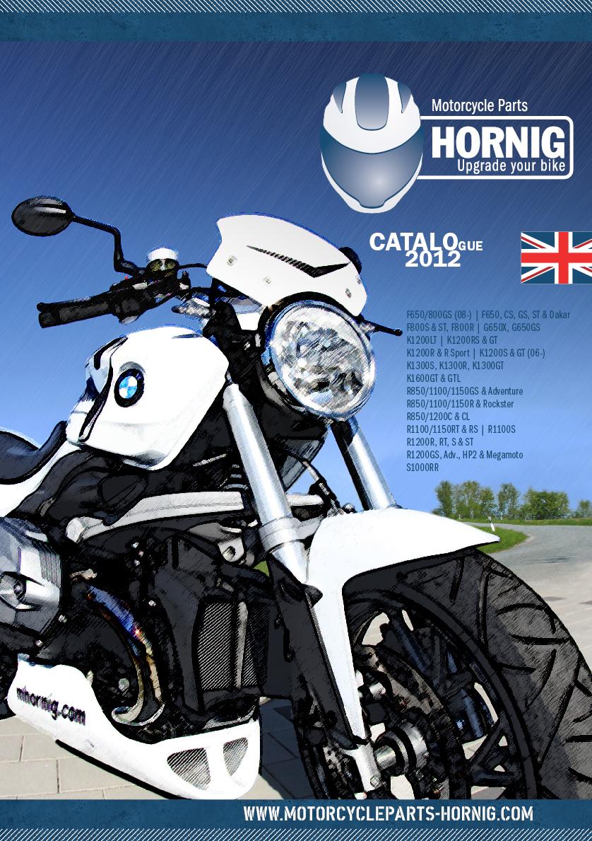 Catalogo de accesorios 2012 para motocicletas bmw de for Catalogo de accesorios