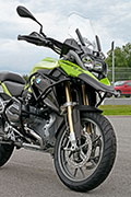 BMW R1200GS 2013 Water cooled Hornig