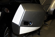 Reflection Foil BMW cases R1150RT
