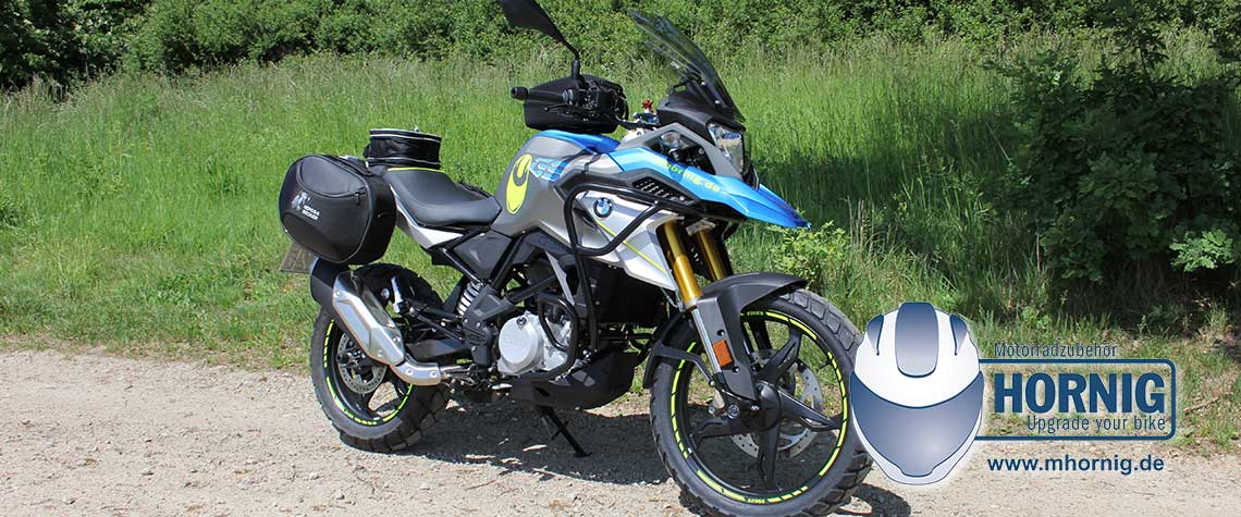 BMW G310GS by Hornig