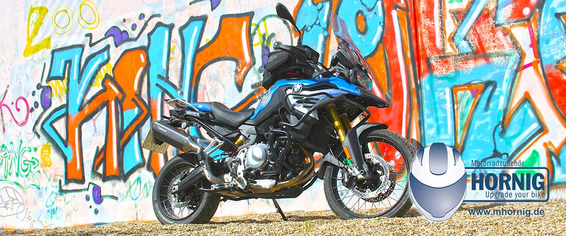 BMW F850GS by Hornig